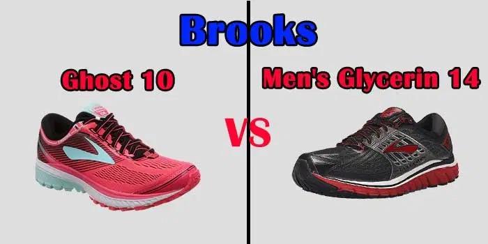 Brooks-Ghost-10-Vs-Glycerin-14-U