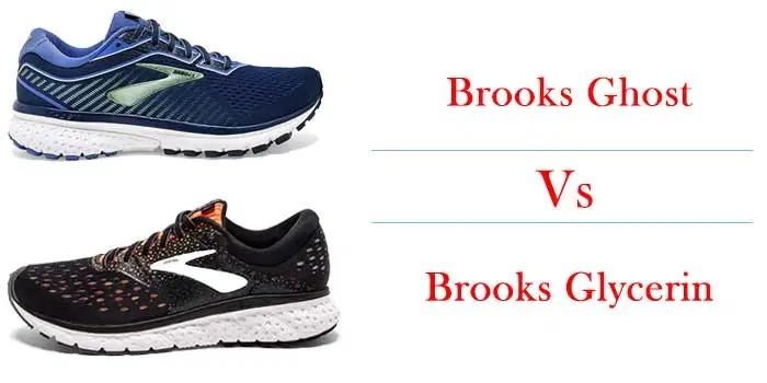 Brooks-Ghost-Vs-Glycerin