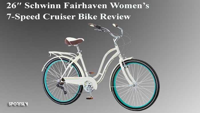 Schwinn-Fairhaven-Womens-7-Speed-Cruiser-Bike-Review